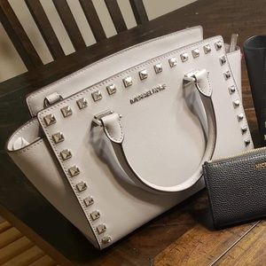 Grey Michael Kors handbag- NWT
